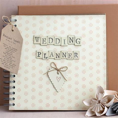 To Be Wedding Planner by Wedding Planner Book By Posh Totty Designs Interiors