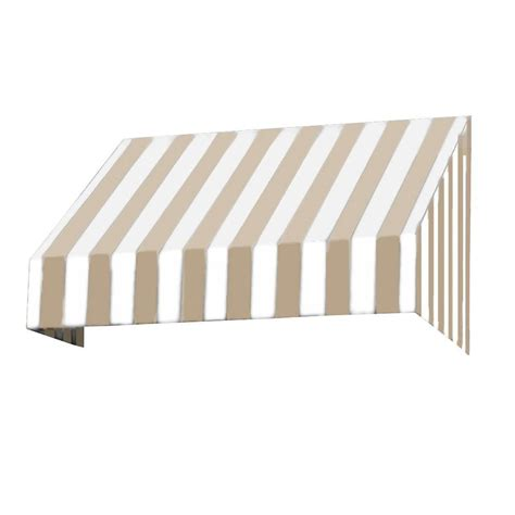 beauty mark awning beauty mark 3 6 ft houstonian metal standing seam awning