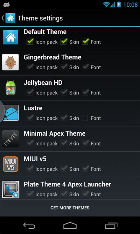themes apex launcher pro apex launcher pro for android
