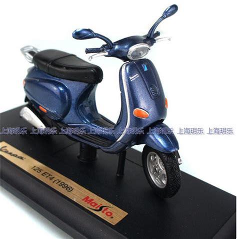 Newray Vespa Et4 125 1996 132 1 18 scale blue vespa 125 et4 1996 motorcycle mt08t0056 vktoybuy