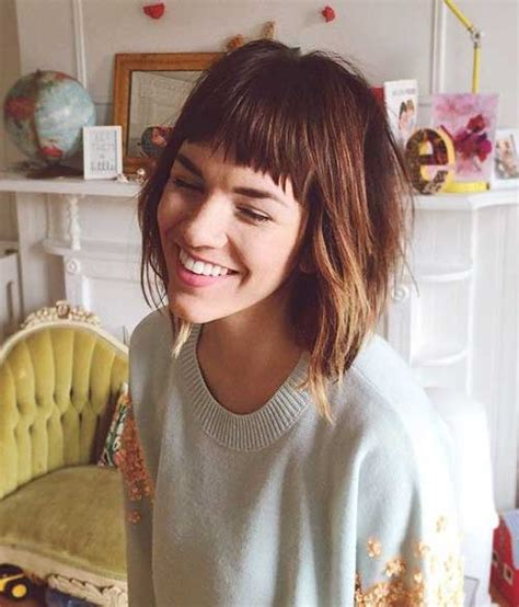 hairstyles for short hair cut shaggy short haircuts short hairstyles haircuts 2017