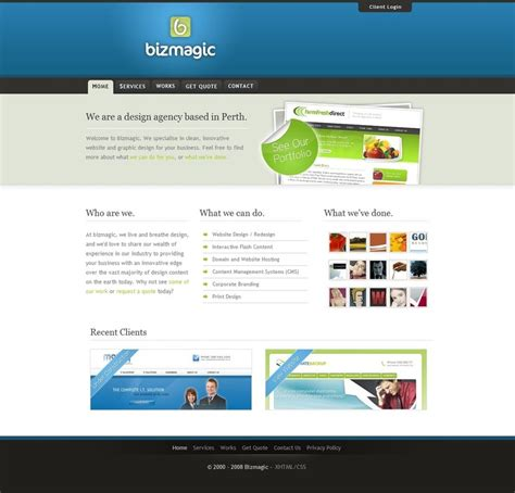 web layout styles website designs http webdesign14 com