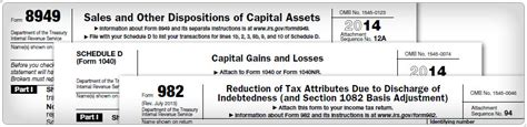 section 1082 basis adjustment irs courseware link learn taxes