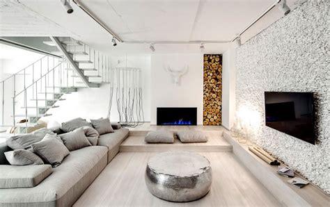 Duplex Interior Pictures by Trendy Duplex Apartment By Form Bureau Interiorzine