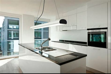 several ideas you can apply to new kitchen modern kitchens 15 advantages of long kitchen light and how you can make
