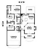 eliot house floor plan eliot 2402 3 bedrooms and 2 5 baths the house designers