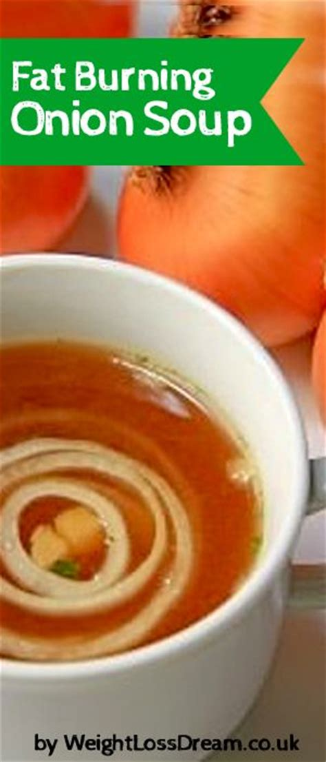 Detox Burning Soup Diet by Detox Diets 7 Day Detox And Onions On