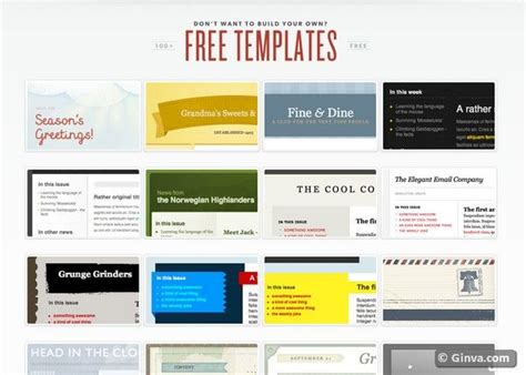 Best 25 Free Html Email Templates Ideas On Pinterest Html Newsletter Templates Responsive Free Sle Newsletter Templates
