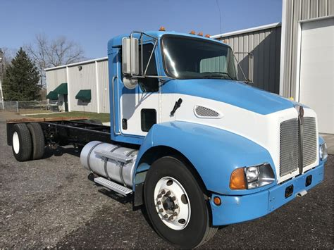 kenworth chassis kenworth t300 cab chassis trucks for sale used trucks on