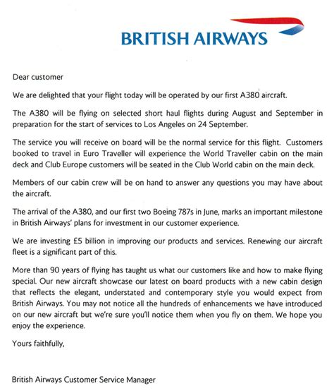 Sarcastic Complaint Letter To Airline Goes Viral 100 Airline Complaint Letter Top 20 Reviews And
