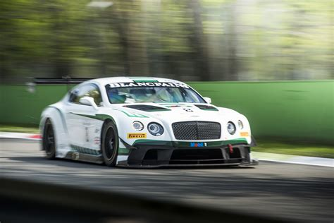 bentley gt3 bentley continental gt3 brings home the silverware from