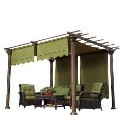 Replacement Pergola Canopy by Universal Designer Replacement Pergola Shade Canopy Ii