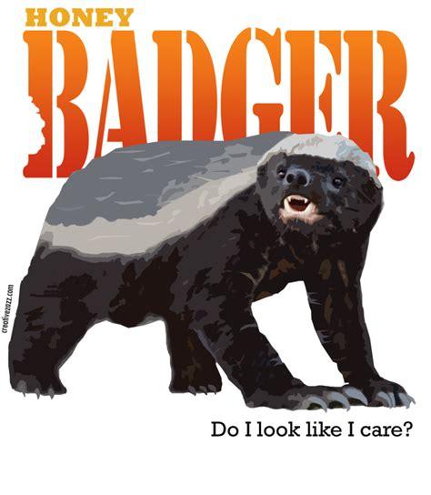 Tshirtt Shirt Badger 1 honey badger don t care t shirt t shirts design concept