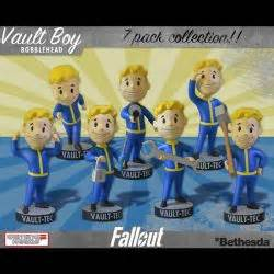 fallout bobblehead 7 pack fallout vault boy bobblehead 7 pack gaming heads