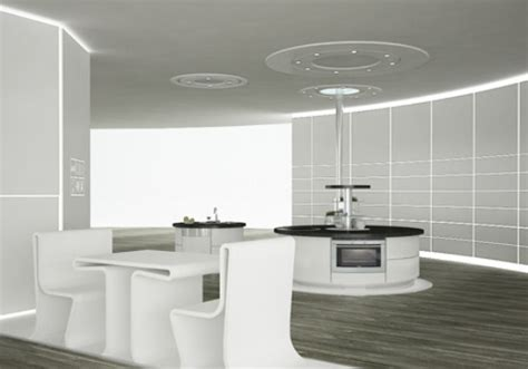 future kitchen design hideaway future kitchen concept by magda masalska and