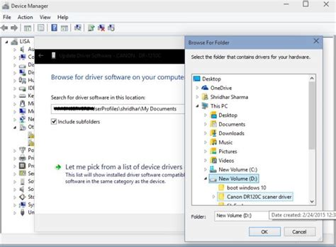 install windows 10 drivers install and update drivers in windows 10