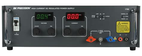50 Mv Power Supply by Discontinued Model 1796 High Current Dc Power Supply 0