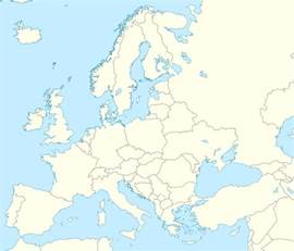 Blank Western Europe Map by Blank Map Of Western Europe