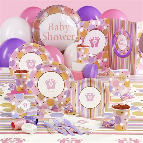 Baby Shower Themes Kits by Tiny Toes Baby Shower Decorations Best Baby Decoration