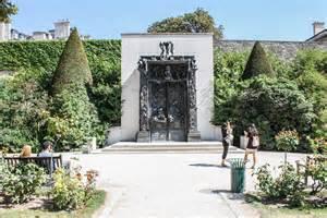 file la porte de l enfer in the jardin du mus 233 e rodin