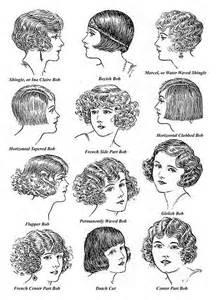 20s hair styles dieselpunk amp 20 s 40 s pinterest