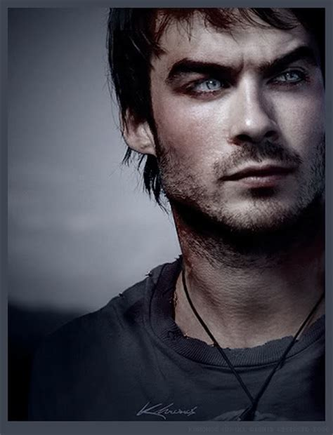 ian somerhalder how oes he do his hair vire expos 233 damon salvatore vire bibliographica