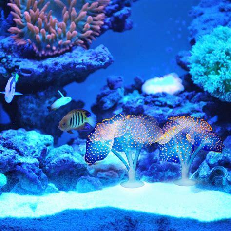Tumbuhan Coral Artifisial Dekorasi Aquarium artificial coral aquarium ornament free shipping worldwide