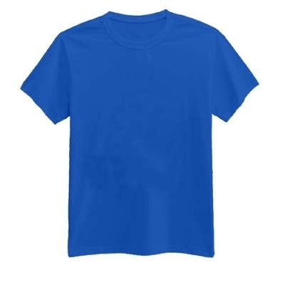 Kaos Oblong Anak Perempuan Polos Biru kaos polos warna biru benhur oblong biru benhur lengan pendek o neck 15 ukuran