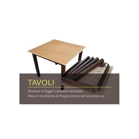tavoli per ristoranti