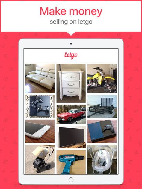 Let Go letgo buy sell second stuff on the app store