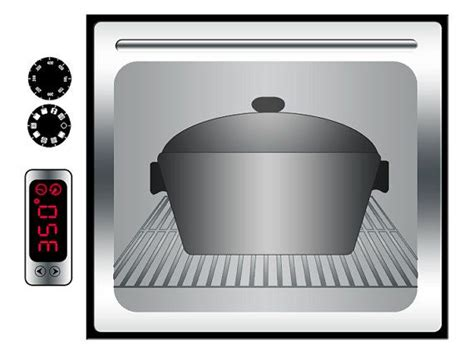 Oven Stickers