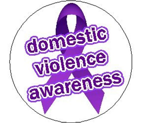 color for domestic violence domestic violence awareness 1 25 quot magnet