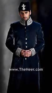 Wedding Gift Groom Sw518 Dark Oxford Blue Velvet Sherwani Esigner Sherwani For Groom Designer Wedding Sherwani