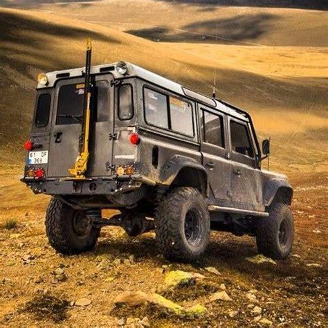 icon 4x4 defender land rover defender 4x4 road icon landrover