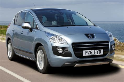 used peugeot prices peugeot 3008 estate from 2009 used prices parkers