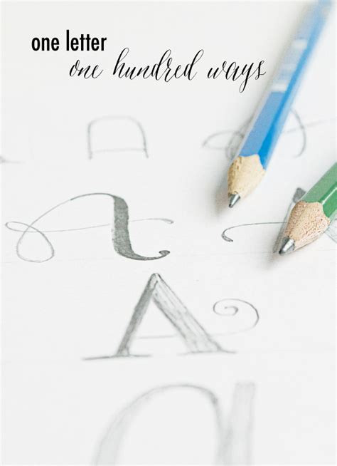 hand lettering tutorial love 21 hand lettering and brush lettering tutorials