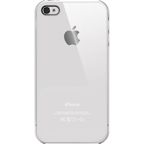 h iphone 4s iluv gossamer for iphone 4 4s clear icc742 b h photo