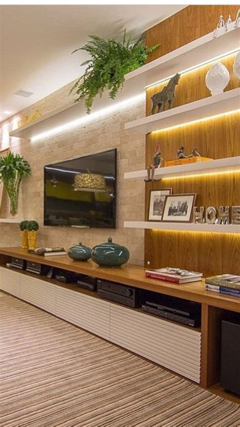 living room wall ideas the 25 best tv unit design ideas on tv