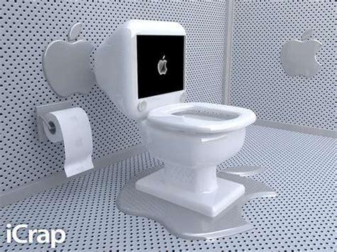 modern technology gadgets computer branded toilets bizarre apple concepts designed