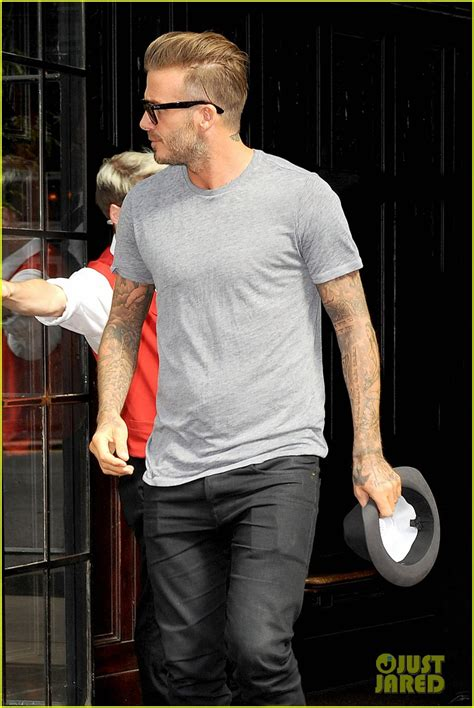 David Beckham Gets A New by David Beckham Gets New With Z Quote Big
