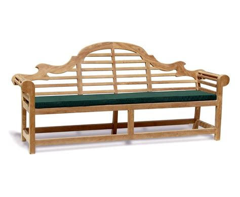 luytens bench lutyens bench cushion extra large