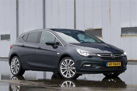 Opel Astra Turbo by Opel Astra 1 4 Turbo 2016 Autotest Autoweek Nl