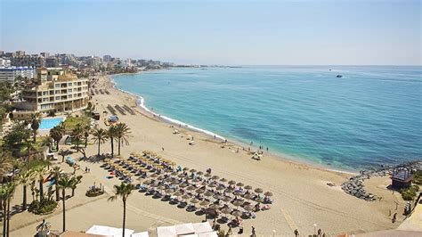 best beach in costa del sol information about benalmadena beaches nightlife