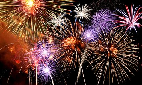 Calm Colors firework colors science on
