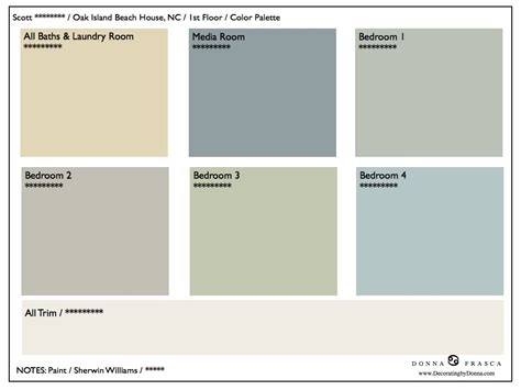color schemes for open floor plans virtual design in progress decorating by donna color