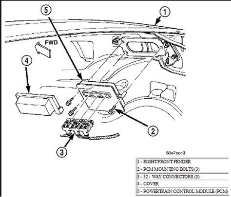 manual repair free 2008 dodge dakota engine control how to replace ecu in a 2000 dodge durango