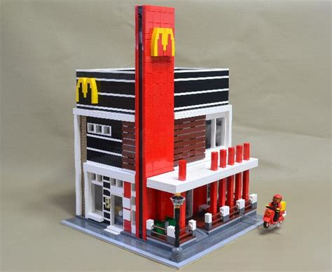 Lego Mac Donal lego ideas lego mcdonalds in korea