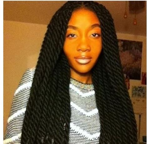 medium havana twis medium marley twists hair pinterest protective
