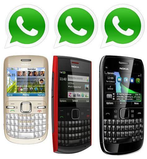 Hp Nokia Whatsapp cara install whatsapp java hp nokia c3 x2 x3