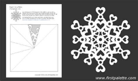 printable paper snowflakes instructions paper snowflake patterns printable templates coloring